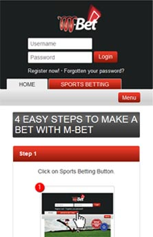 How to Bet - M-Bet
